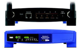 Cisco-Linksys Wireless-G Broadband Router Mejores routers inalámbricos 2014