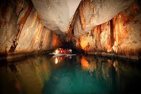Puerto Princesa Underground River Cuevas más Raras del mundo