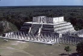 Templo de los Guerreros Lugares para Visitar en Chichén Itzá