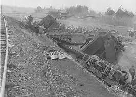 Torre del Bierzo Rail Desastres - España, 1944 Peores Accidentes de Tren de toda la Historia