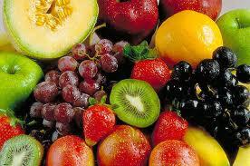 Frutas alimentos que contienen más antioxidantes