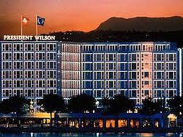 Ginebra (Suiza) - El presidente Wilson Hoteles Más Lujosos y Caros del Mundo