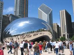 Millennium Park Top 10 mejores atracciones turísticas para visitar en Chicago.visitar chicago vacaciones en chicago los mejores hoteles de chicago atracciones turísticas para visitar en Chicago