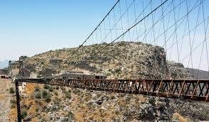 Puente de Ojuela - Mexico Puentes Más Peligrosos del Mundo