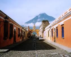 Antigua Guatemala - lugares para visitar en América Central