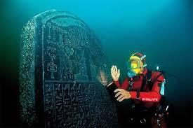 Herakleion y Canopus, Abukir Bay, Egipto
