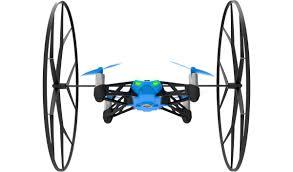 8 Drone con ruedas
