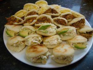 arepa Mejores comidas Venezolanas