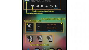 2x Battery Battery Saver aplicaciones Android para ahorrar batería