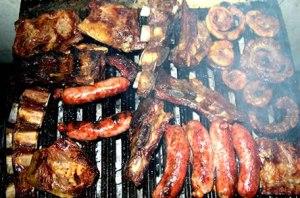 Asado mejores comidas argentinas