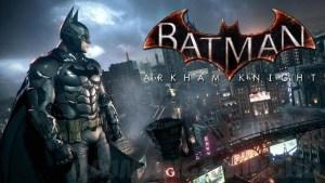 Batman Arkham Knight mejores juegos de PlayStation 4