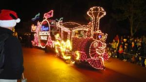 Desfile Nocturno Frente al Castillo de Cenicienta Cosas que tienes que hacer en Disney World