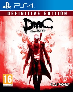 DmC Devil May Cry Definitive Edition mejores juegos de PlayStation 4