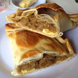 Empanada de pino Mejores Comidas Chilenas