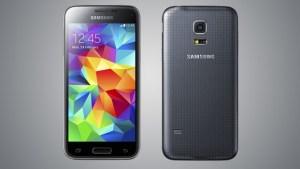 Galaxy S5 mini Mejores smartphones de 4.5 pulgadas