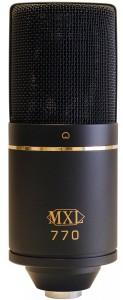 MXL 770 mejores marcas de micrófonos