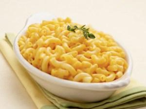 Macaroni and cheese Mejores comidas de Estados Unidos