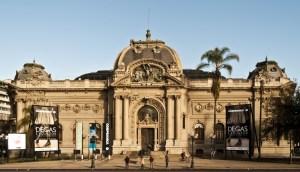 Palacio de Bellas Artes Lugares para visitar en Chile