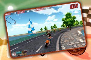 Real Fast Moto Turbo tacing Mejores juegos de motos para Android