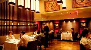 Restaurante Sho Shaun Hergatt Mejores restaurantes de Estados Unidos