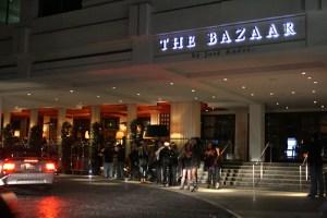 Restaurante The Bazaar Mejores restaurantes de Estados Unidos