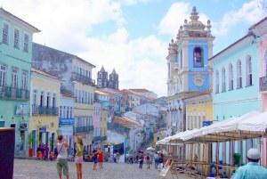 Salvador de Bahía Mejores lugares turísticos de Brasil