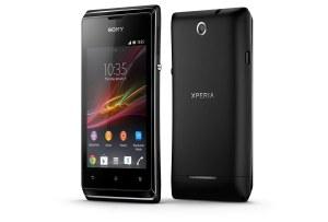 Sony Xperia E c1505 Mejores Smartphones de 3 5 pulgadas