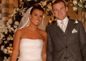 Wayne Rooney y Colleen McLaughlin bodas más impresionantes de la historia