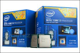10 mejores procesadores i7 de Intel