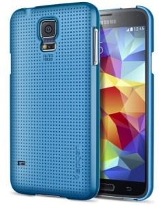 Spigen Ultra Fit Mejores covers para Samsung Galaxy S5