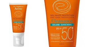 4 Mejores protectores solares