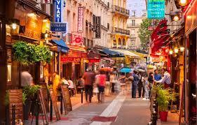 7 Lugares más románticos de París