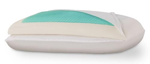 Dreamfinity-Cooling-Gel-&-Memory-Foam-Pillow