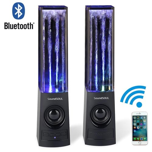 SoundSOUL-Fountain-Dancing-Bluetooth-Speakers