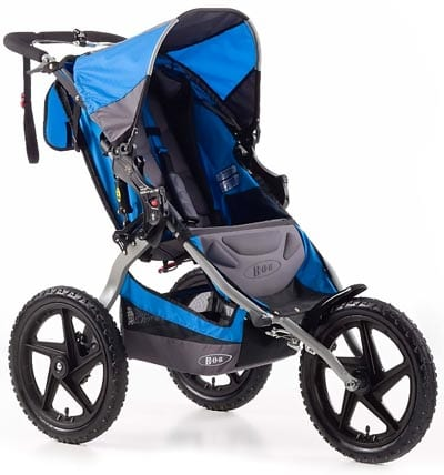 BOB-Sport-Utility-Single-Stroller,-Blue