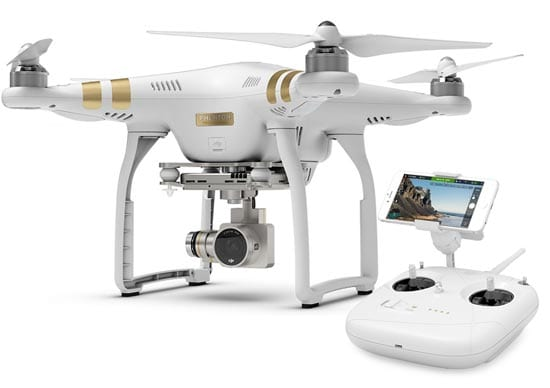 DJI-Phantom-3-Professional-Quadcopter-4K-UHD-Video-Camera-Drone