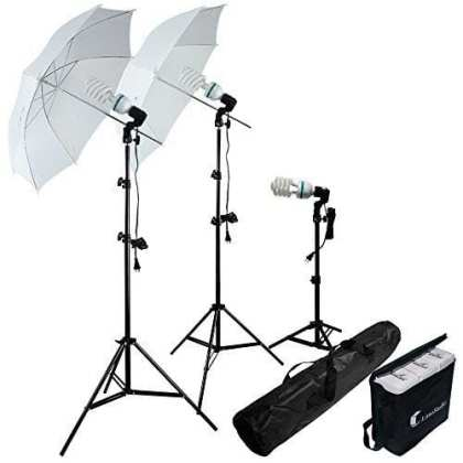 Photography-Photo-Portrait-Studio-600W-Day-Light-Umbrella-Continuous-Lighting-Kit-by-LimoStudio-LMS103