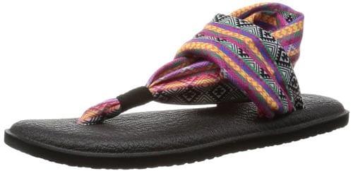 Sanuk-Women's-Yoga-Sling-2-Prints-Sandal