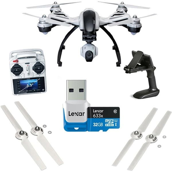 Yuneec-Q500+-Typhoon-Quadcopter-with-Aluminum-Case