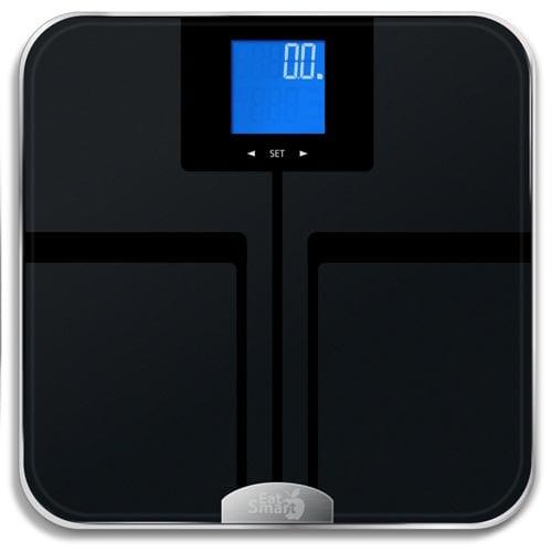 EatSmart-Precision-GetFit-Digital-Body-Fat-Scale-w-400-lb.-Capacity--Auto-Recognition-Technology