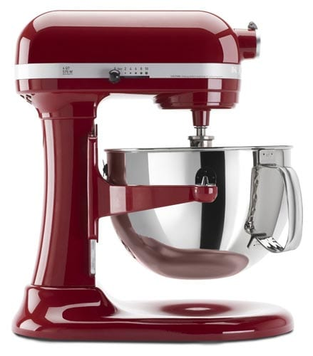 KitchenAid-KP26M1XER-6-Qt.-Professional-600-Series---Empire-Red