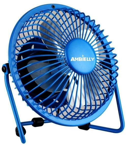 Ambielly-USB-Mini-Desk-Cooler-Fan-Velocity-Personal-Fan-Electric-desktop-fans