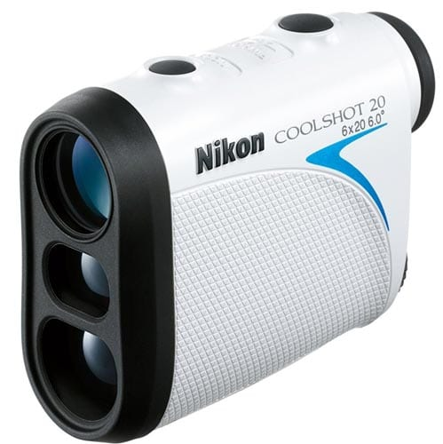 Nikon-COOLSHOT-20-Golf-Laser-Rangefinder-(US-Version)
