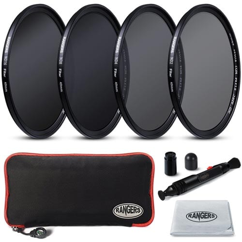 Rangers-Focus-Series-49mm-Full-ND-Filters-Includes-Full-ND2