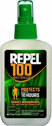 Repel-100-Insect-Repellent,-4-oz.-Pump-Spray,-Single-Bottle