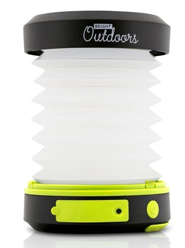 Bright-Outdoors-Solar-Lantern---Flashlight-with-Emergency-Powerbank---LED,-USB-Rechargeable-and-Collapsible.-Versatile-Camping,-Trekking-or-Travel-Lamp.-Portable,-Innovative-Sun-Powered-Light