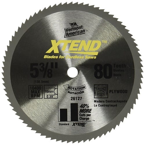 Top 10 Best Circular Saw Blades in 2017 Reviews