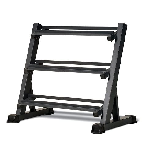 Top 10 Best Strength Training Dumbbell Racks in 2018 Reviews