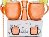 Top 10 Best Mint Julep Cups in 2017 Reviews