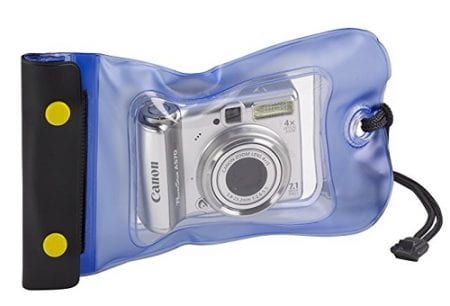 Top 10 Best Waterproof Camera Cases in 2019 Reviews - Top10rec